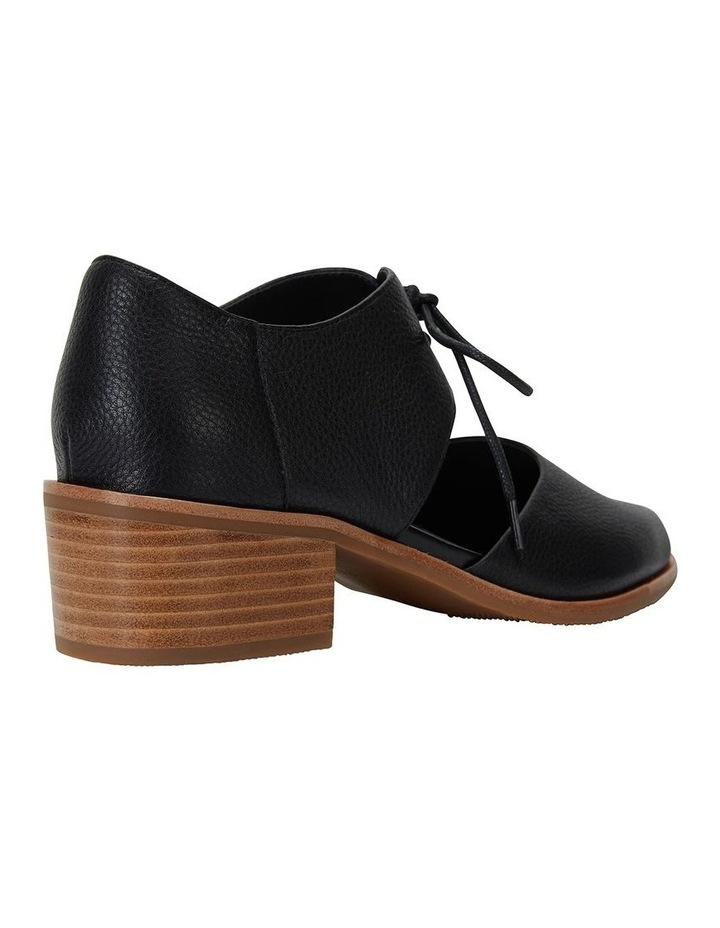 Exhibit Black Glove Flat Shoes image 4