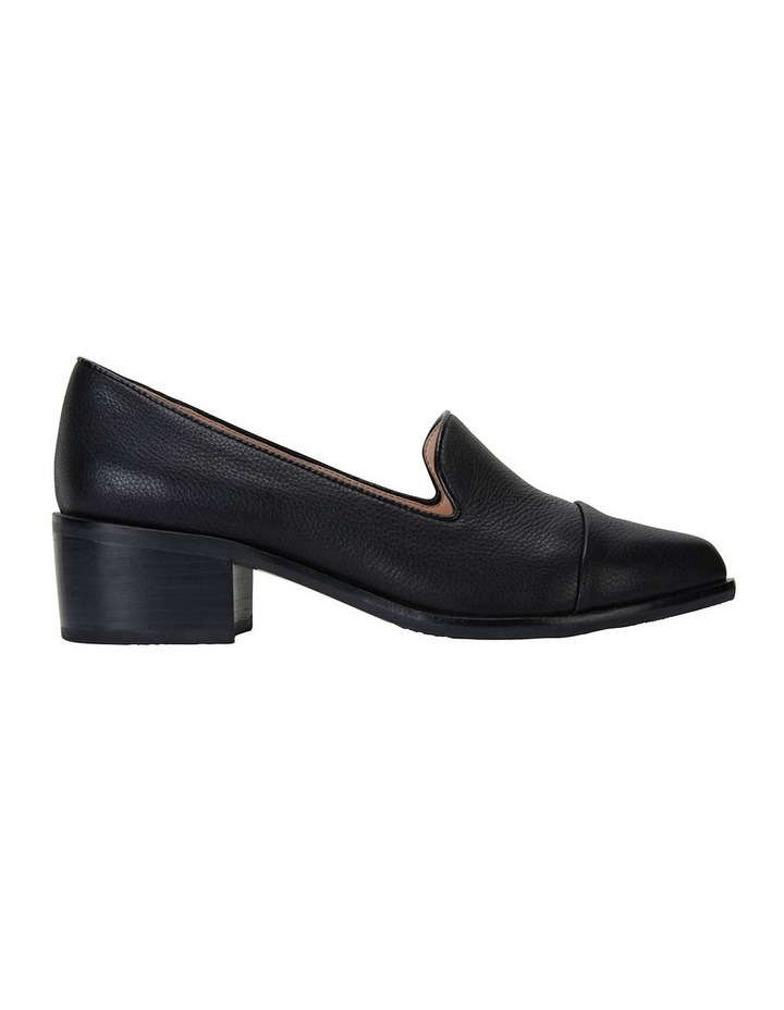 Expert Black Glove Flat Shoes image 1
