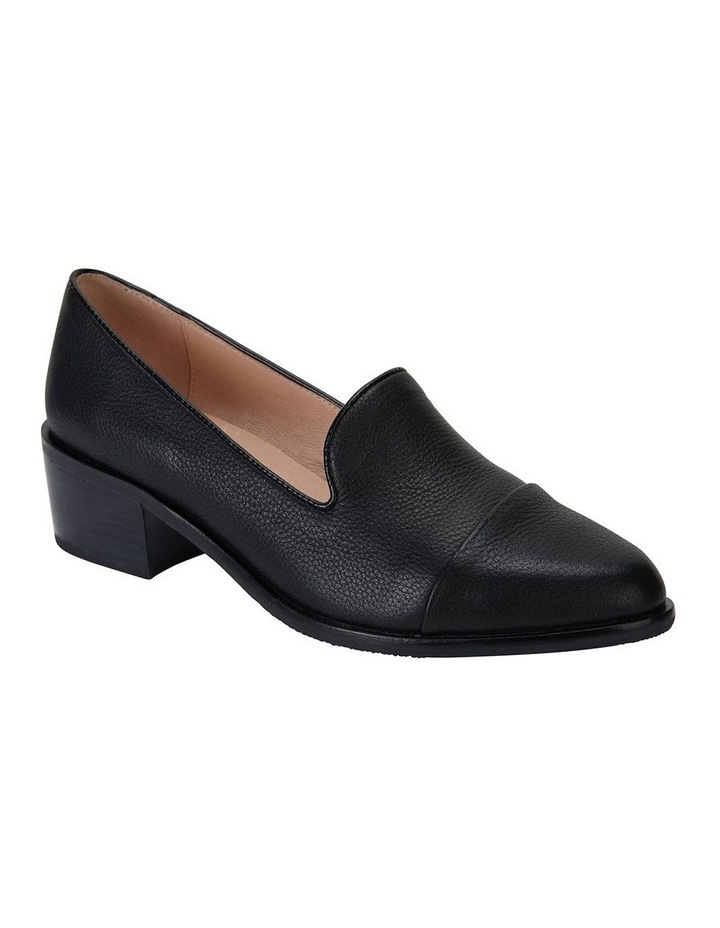 Expert Black Glove Flat Shoes image 2