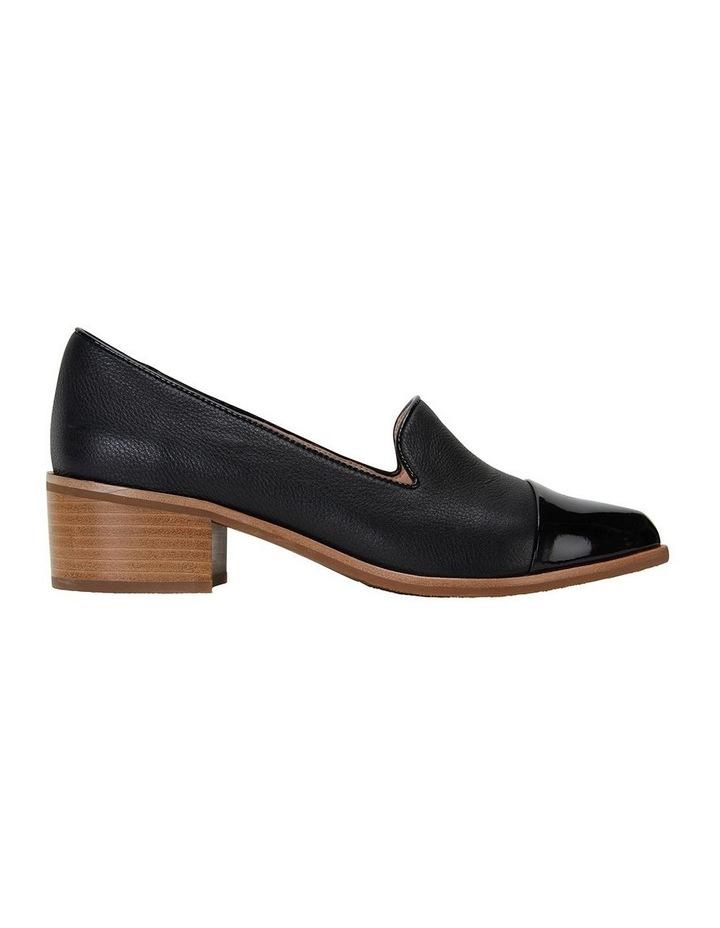 Expert Black Pat/Glove Flat Shoes image 1