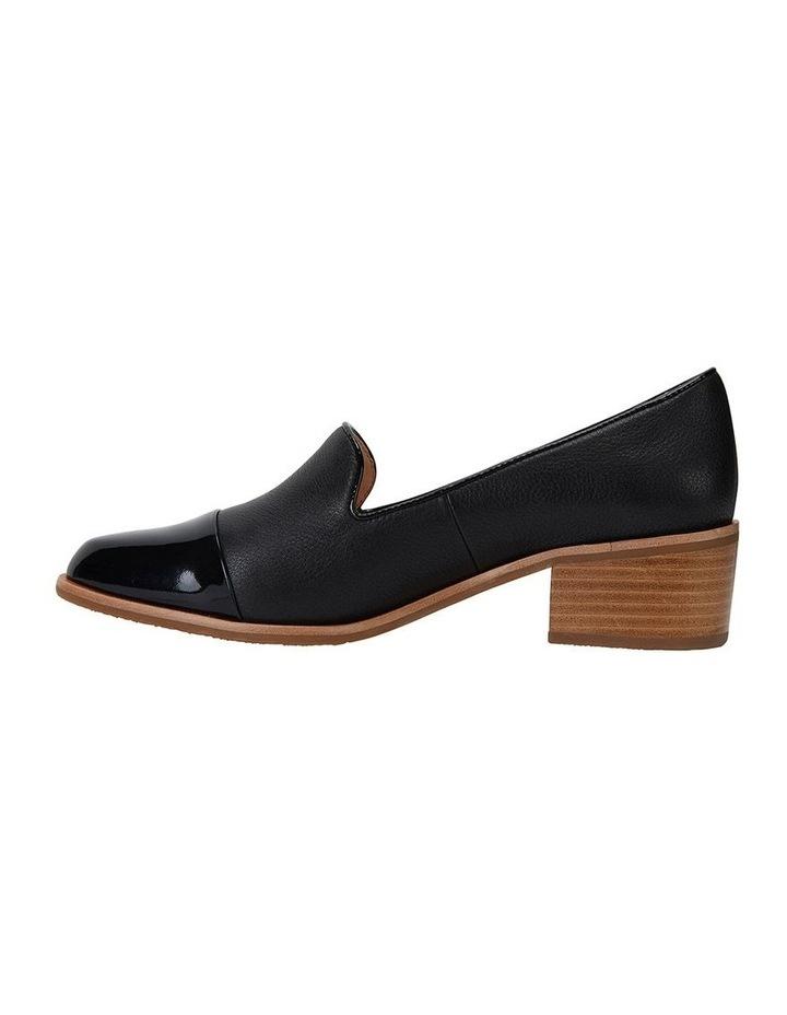 Expert Black Pat/Glove Flat Shoes image 3