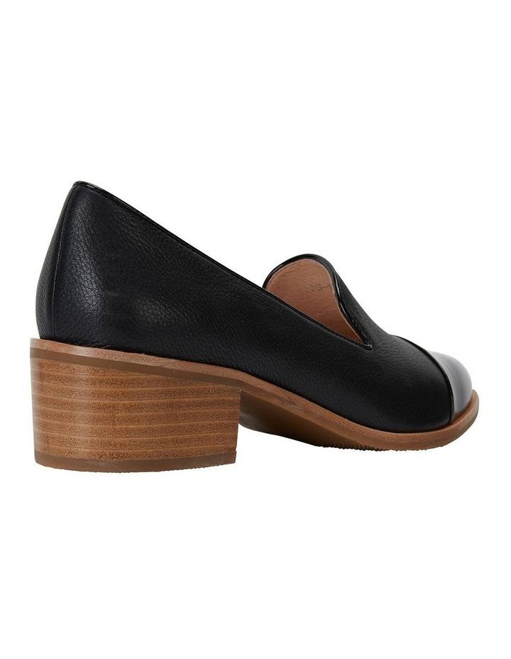 Expert Black Pat/Glove Flat Shoes image 4