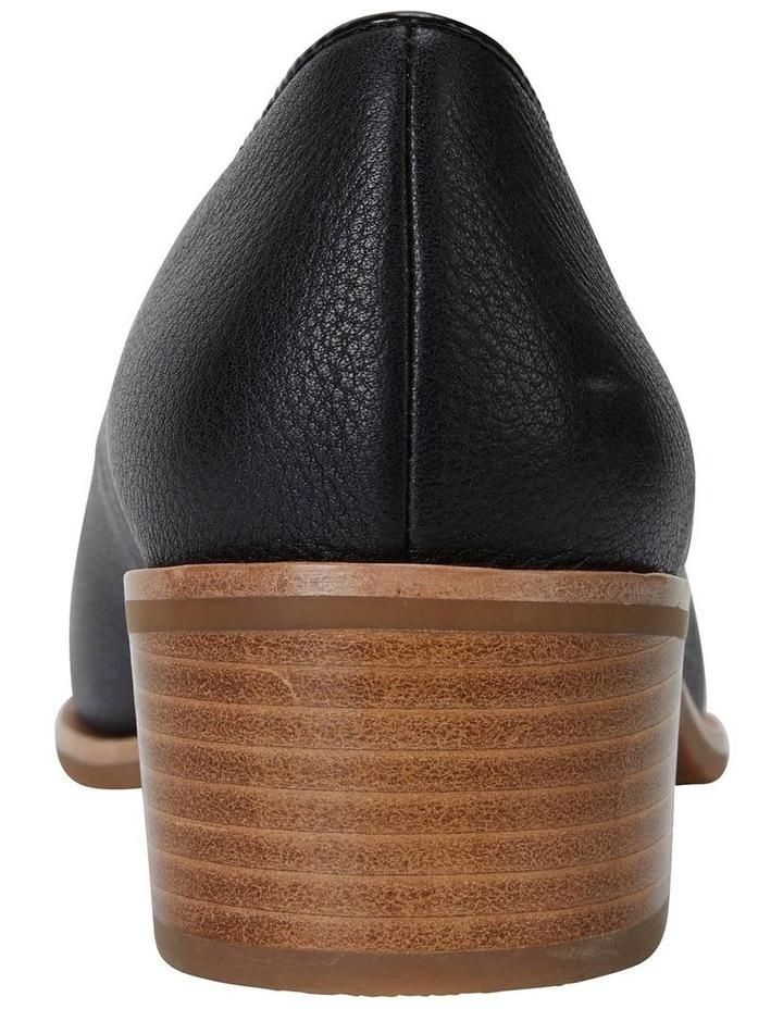 Expert Black Pat/Glove Flat Shoes image 5