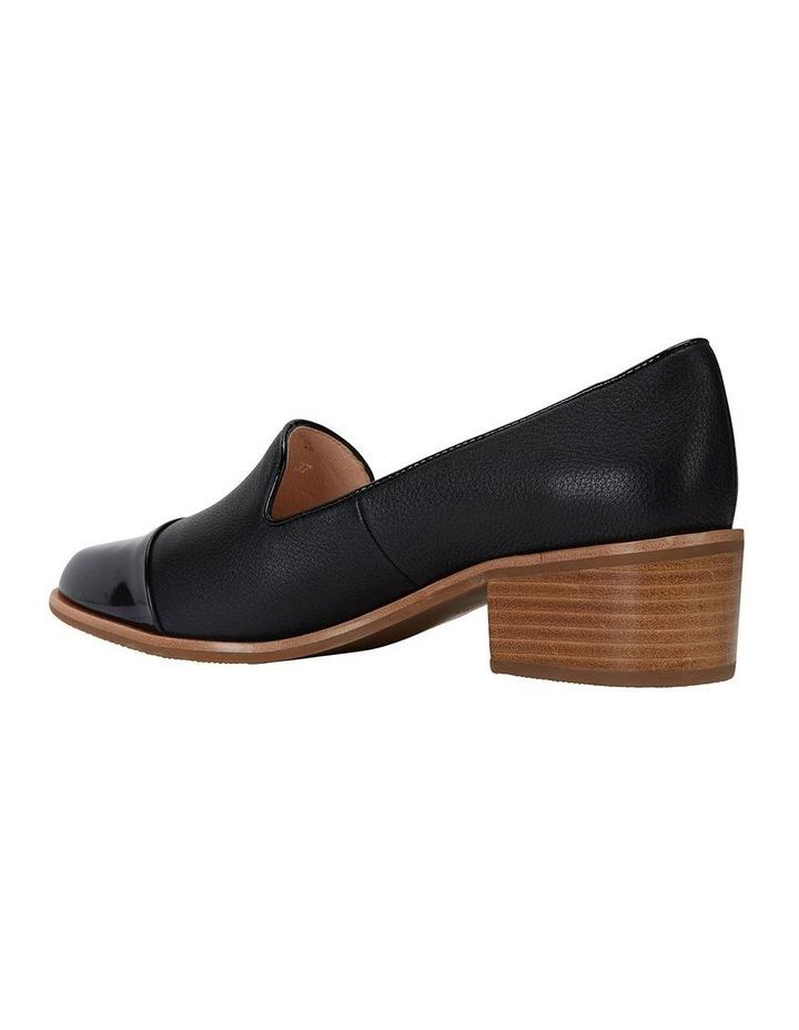 Expert Black Pat/Glove Flat Shoes image 7