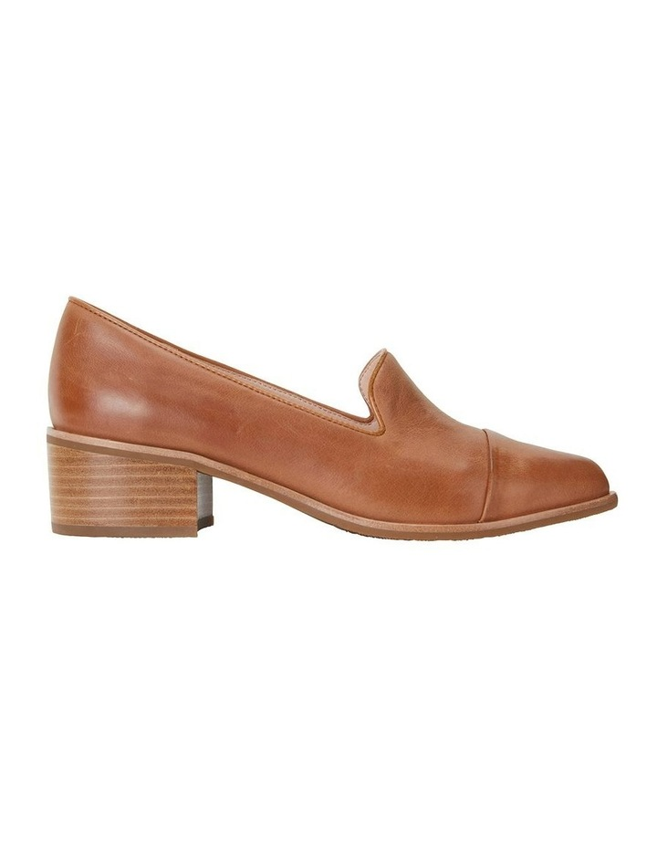 Expert Tan Glove Flat Shoes image 1