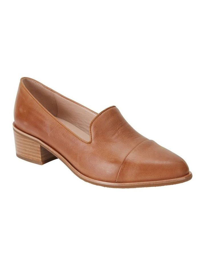 Expert Tan Glove Flat Shoes image 2