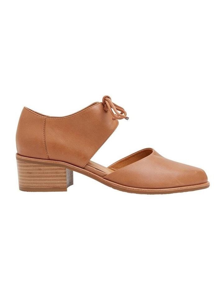 Exhibit Tan Glove Flat Shoes image 1