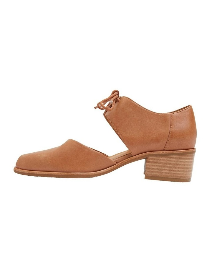 Exhibit Tan Glove Flat Shoes image 3
