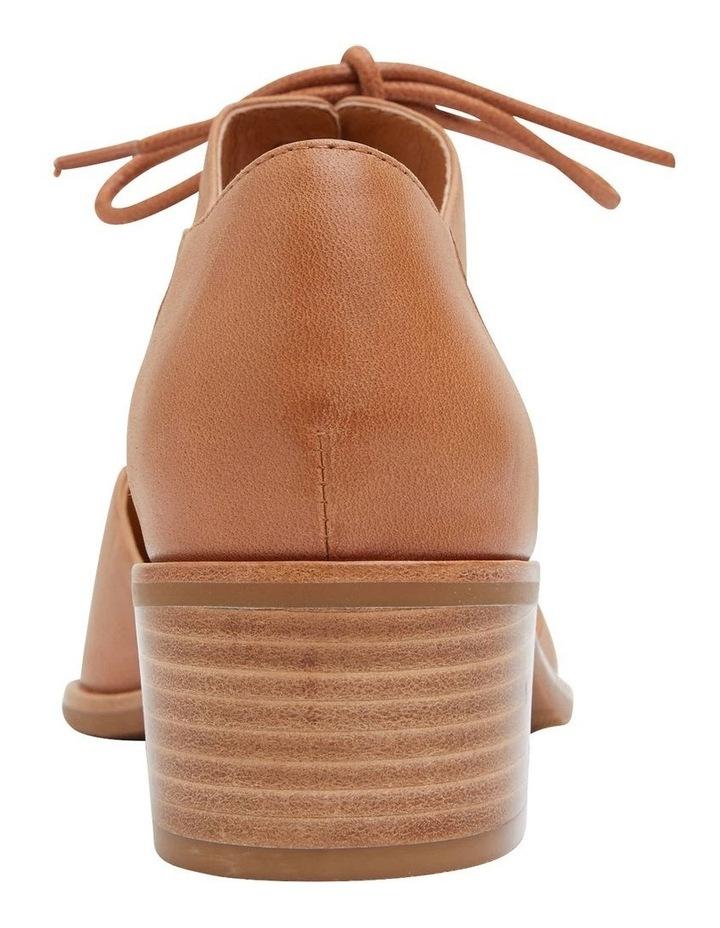 Exhibit Tan Glove Flat Shoes image 6