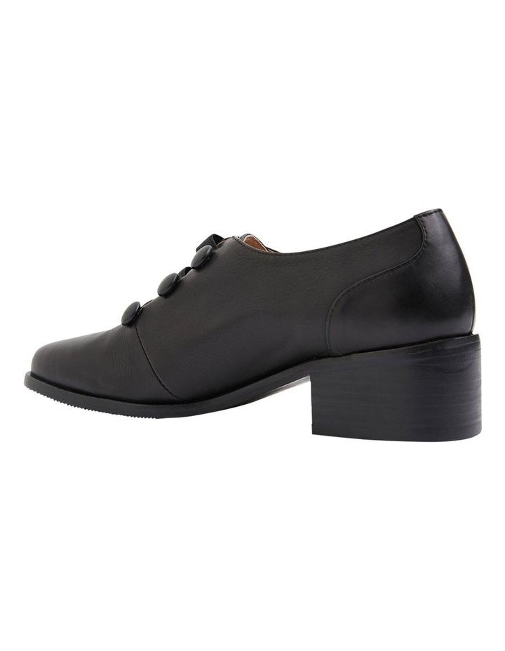 Edison Black Glove Flat Shoes image 4