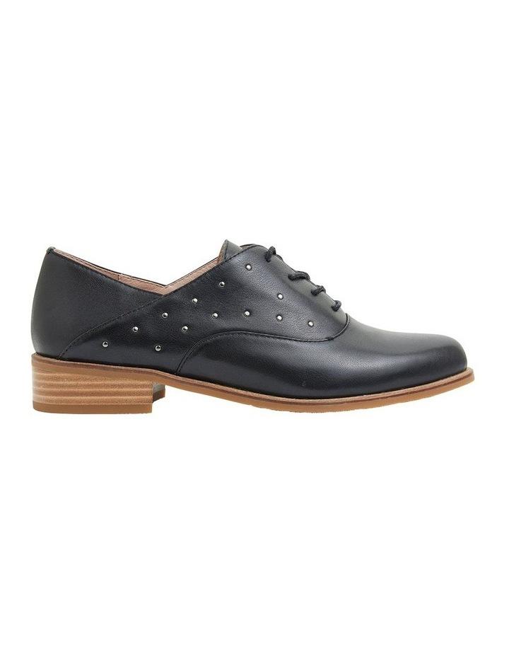 Jaguar Black Glove Flat Shoes image 1