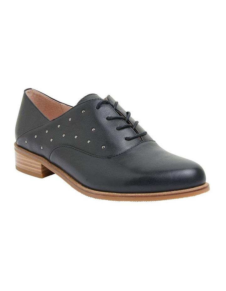 Jaguar Black Glove Flat Shoes image 2