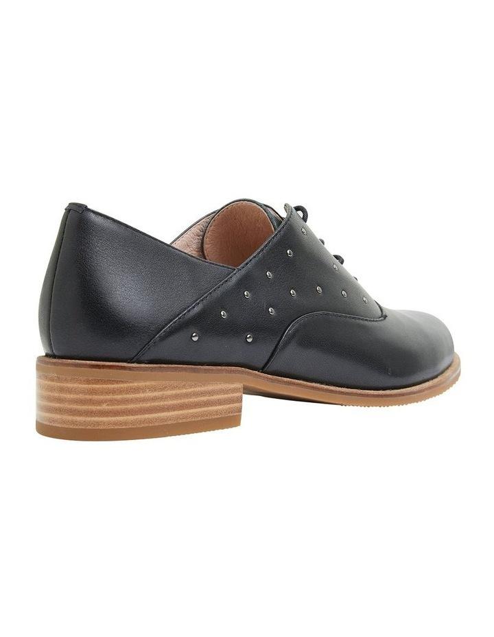 Jaguar Black Glove Flat Shoes image 3