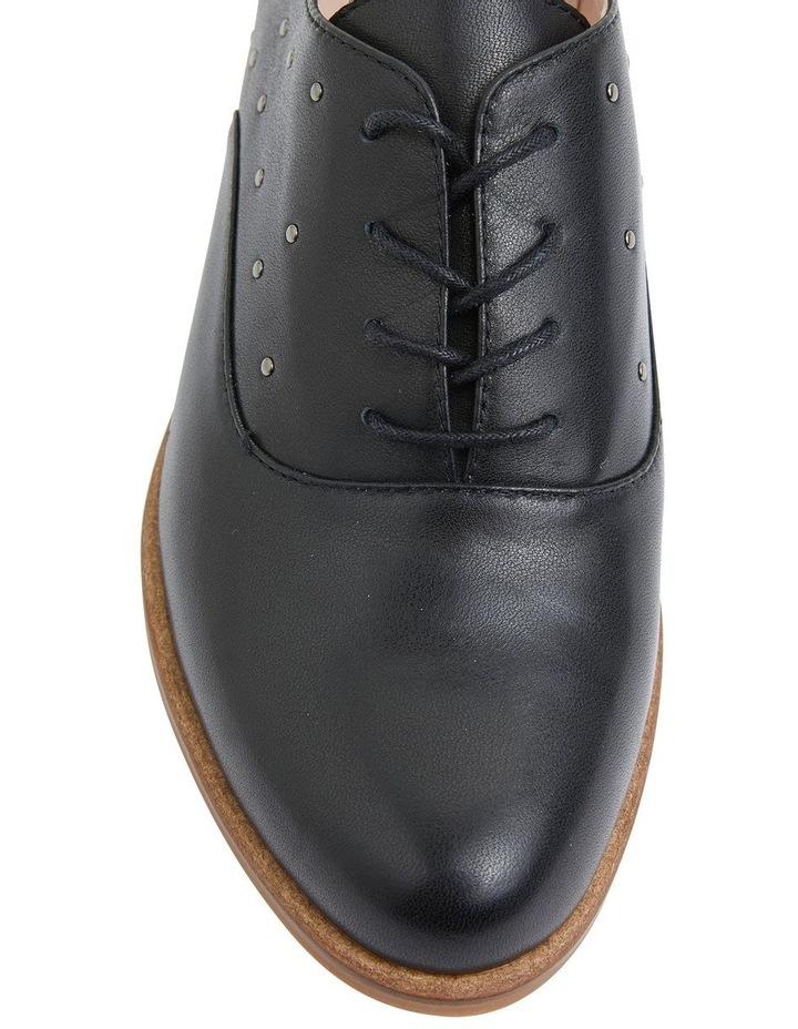 Jaguar Black Glove Flat Shoes image 6