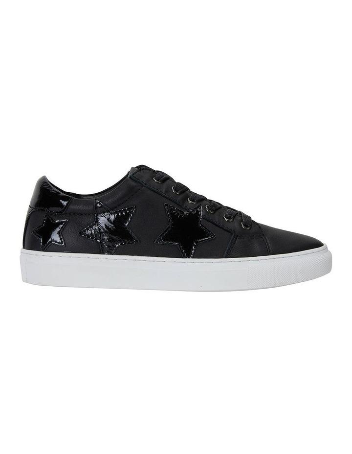 Campus Black/Black Patent Sneaker image 1