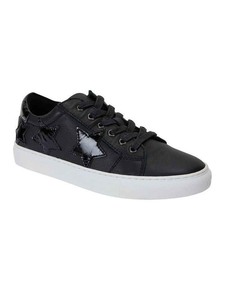 Campus Black/Black Patent Sneaker image 2