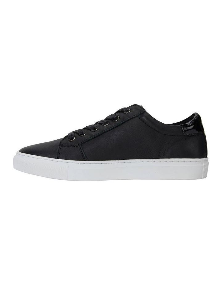 Campus Black/Black Patent Sneaker image 3
