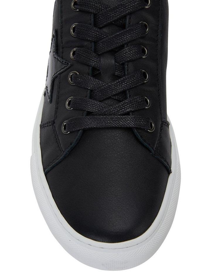 Campus Black/Black Patent Sneaker image 7