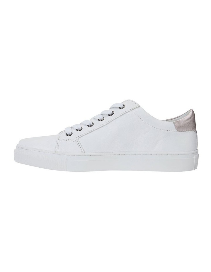 Campus White/Champagne Sneaker image 3