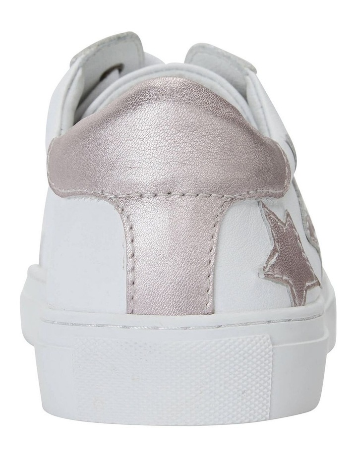 Campus White/Champagne Sneaker image 6