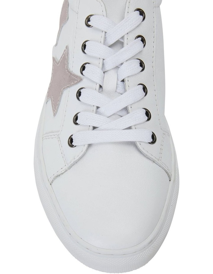 Campus White/Champagne Sneaker image 7