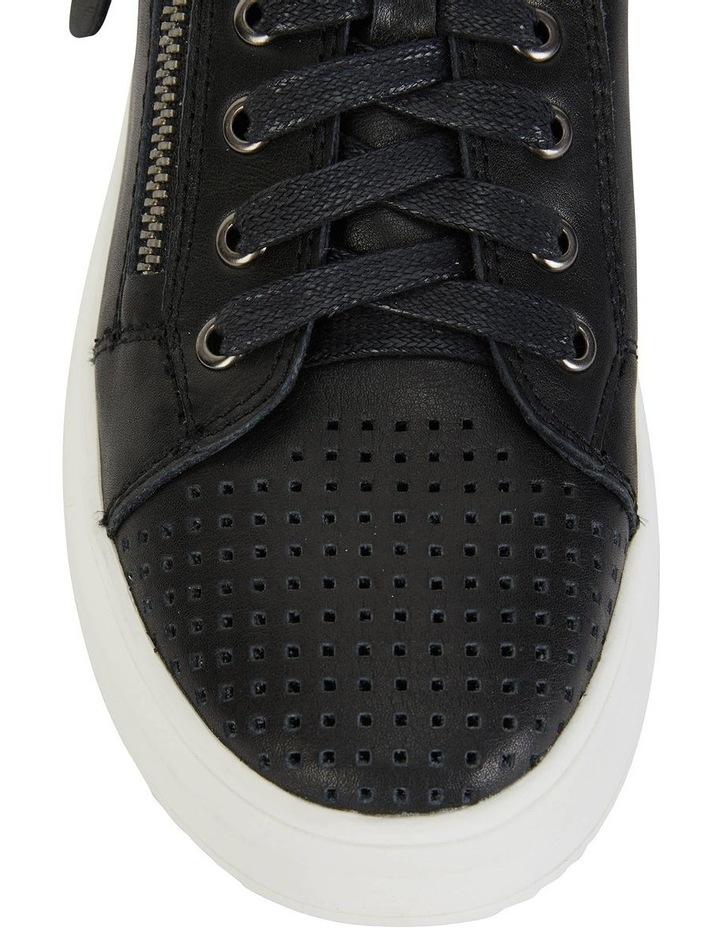 Carson Black Nappa Sneaker image 7