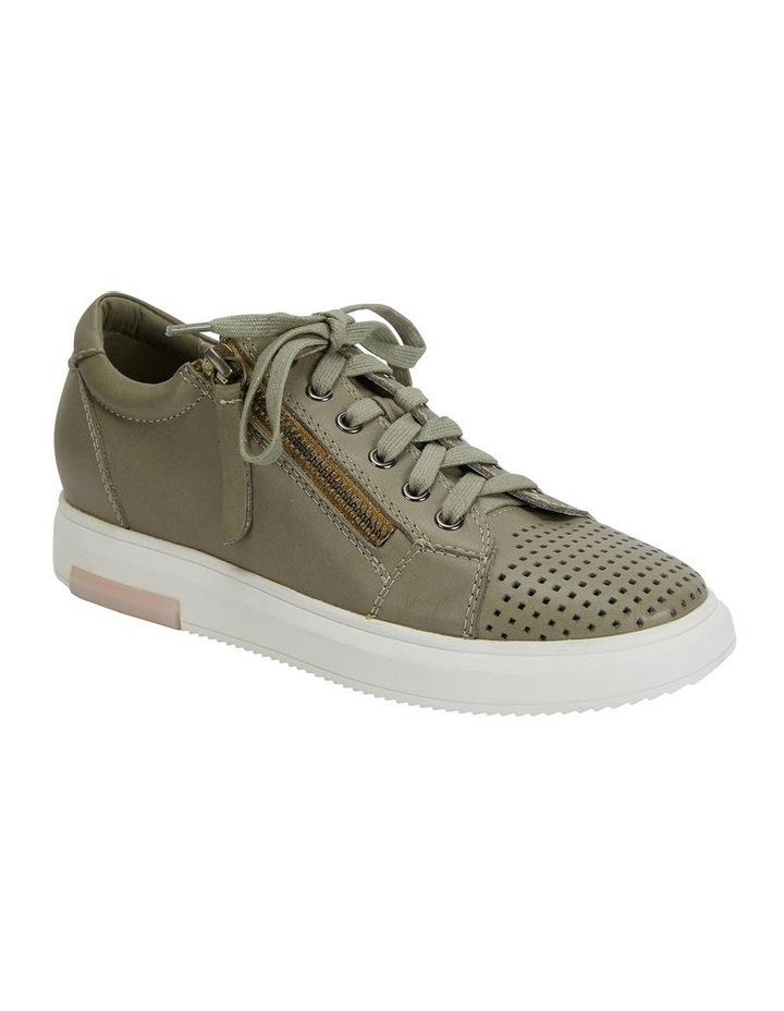 Carson Khaki Nappa Sneaker image 2