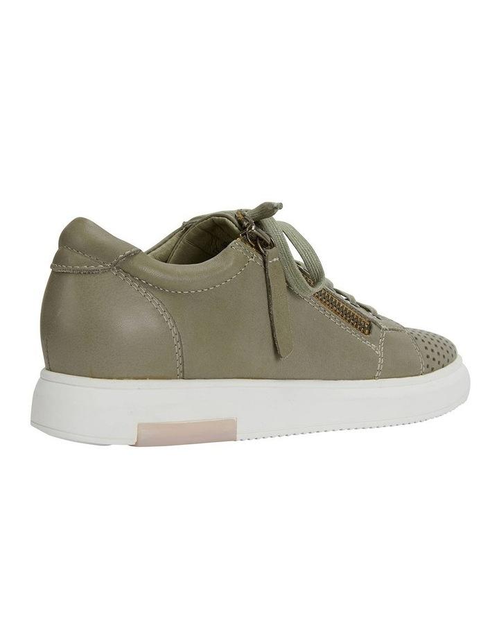 Carson Khaki Nappa Sneaker image 4