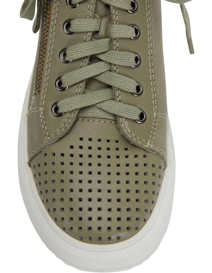Carson Khaki Nappa Sneaker image 7