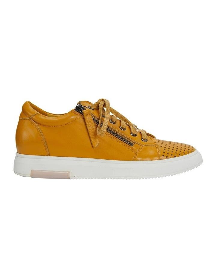 Carson Mustard Nappa Sneaker image 1