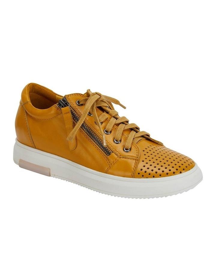 Carson Mustard Nappa Sneaker image 2