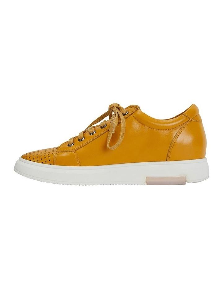 Carson Mustard Nappa Sneaker image 3
