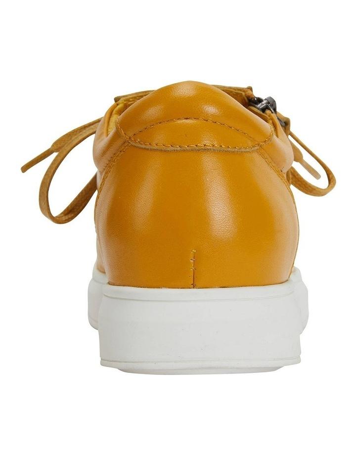 Carson Mustard Nappa Sneaker image 5
