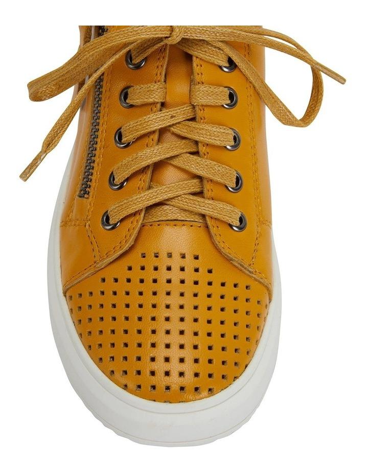 Carson Mustard Nappa Sneaker image 7
