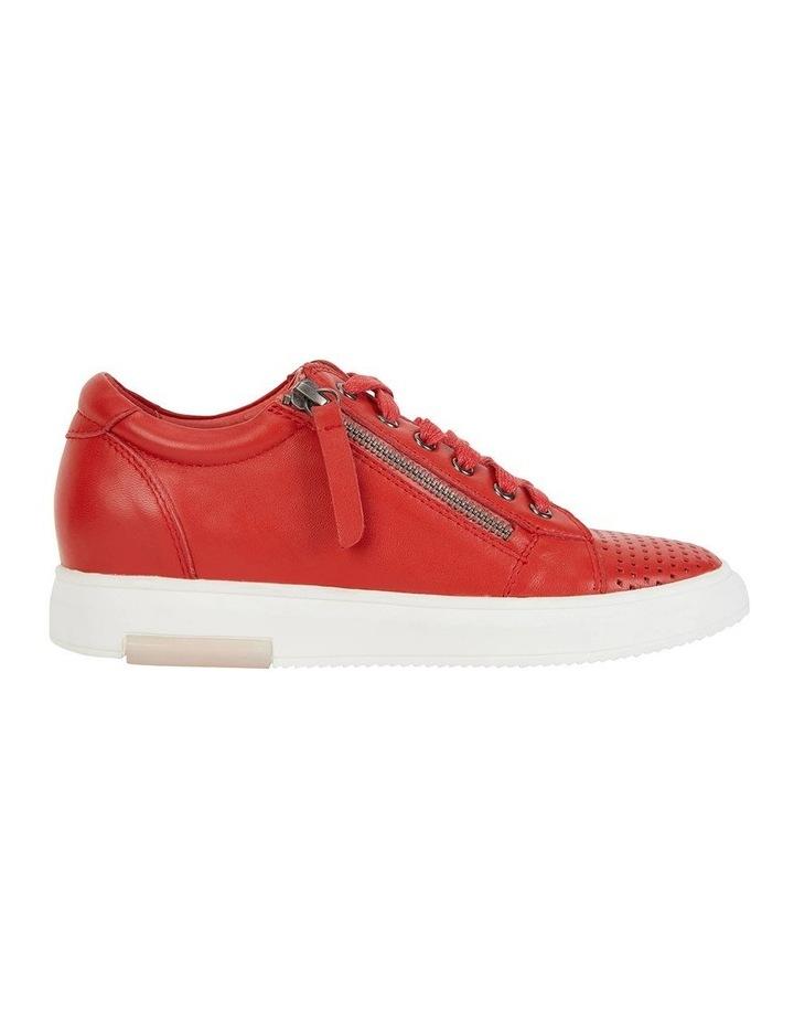 Carson Red Nappa Sneaker image 1
