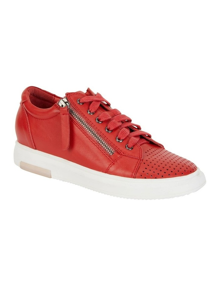 Carson Red Nappa Sneaker image 2
