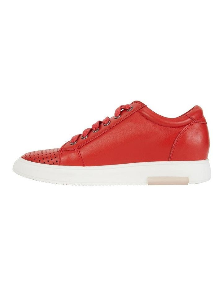 Carson Red Nappa Sneaker image 3