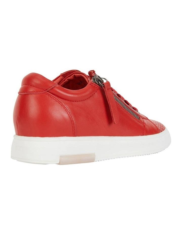 Carson Red Nappa Sneaker image 4
