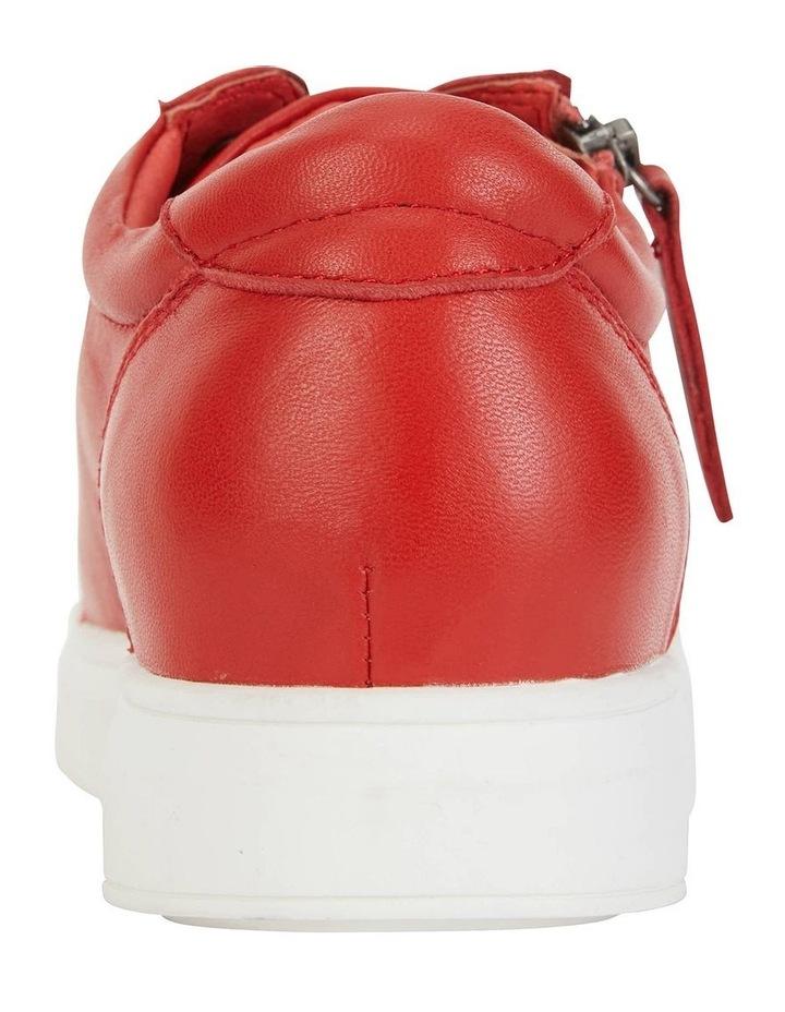 Carson Red Nappa Sneaker image 6