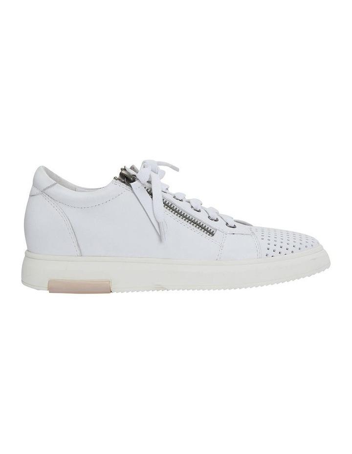 Carson White Nappa Sneaker image 1