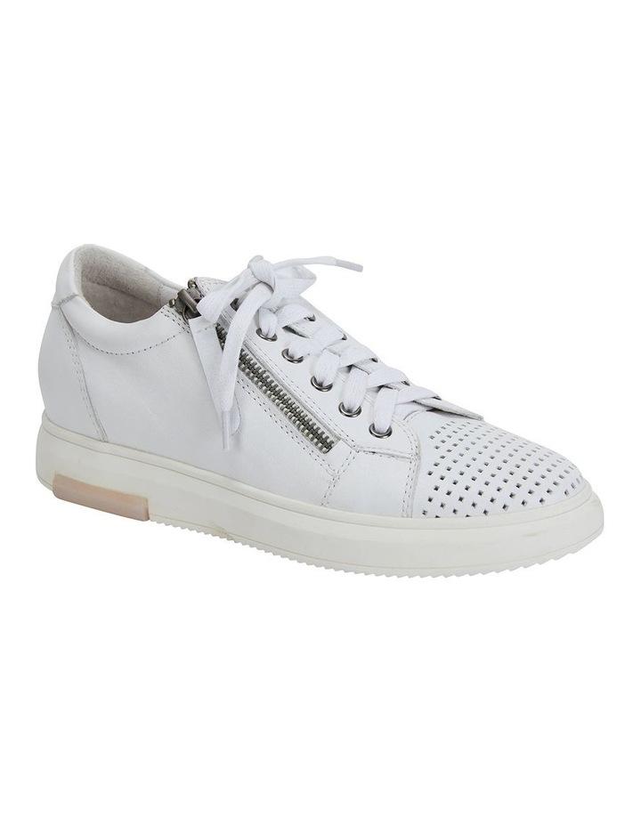 Carson White Nappa Sneaker image 2