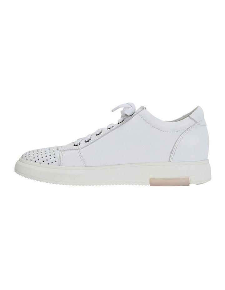 Carson White Nappa Sneaker image 3