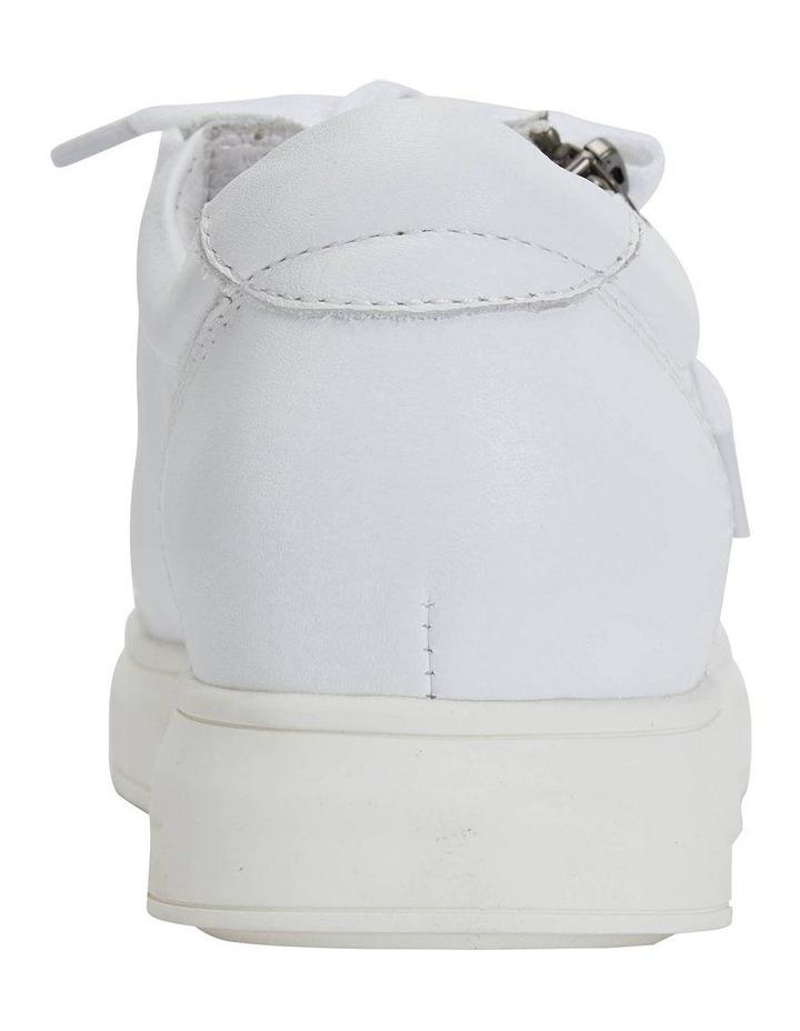 Carson White Nappa Sneaker image 5