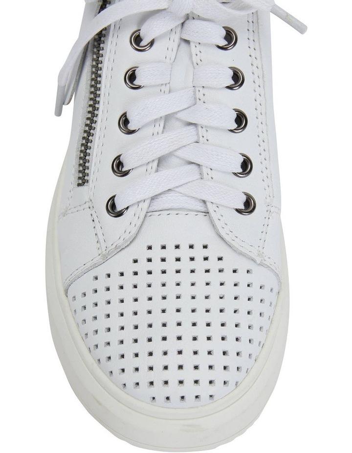 Carson White Nappa Sneaker image 6