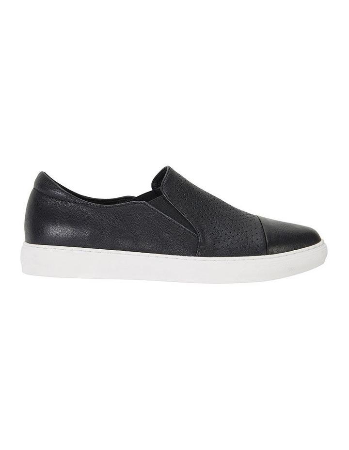Celina Black Nappa Sneaker image 1