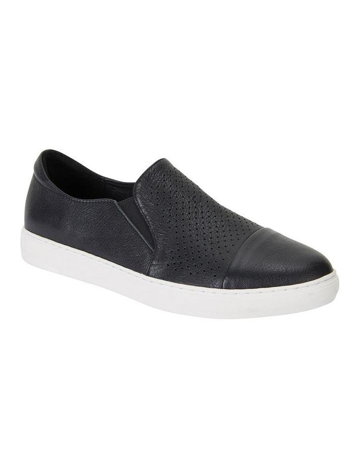Celina Black Nappa Sneaker image 2
