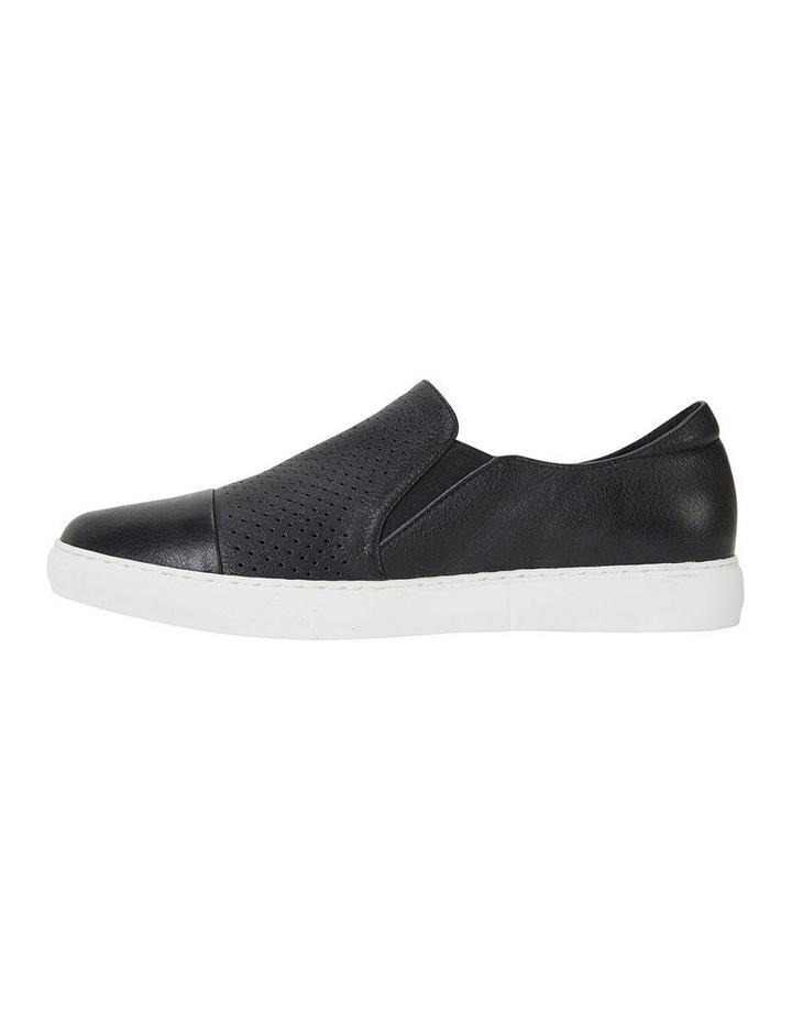 Celina Black Nappa Sneaker image 3