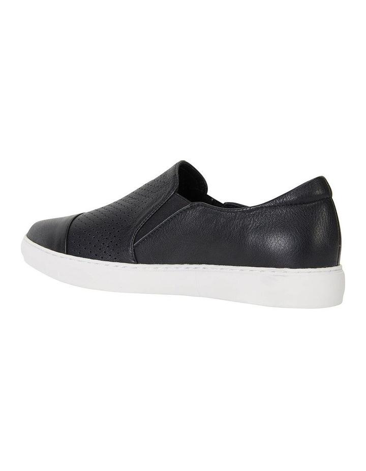 Celina Black Nappa Sneaker image 4