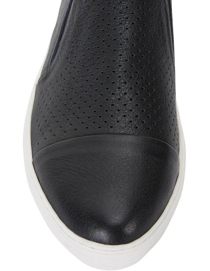 Celina Black Nappa Sneaker image 5