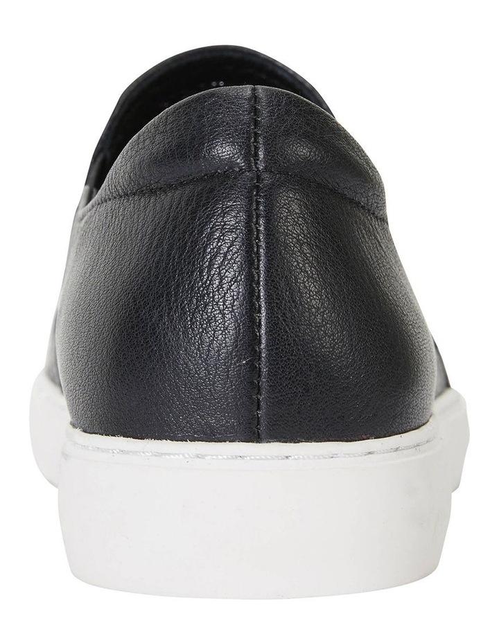 Celina Black Nappa Sneaker image 7